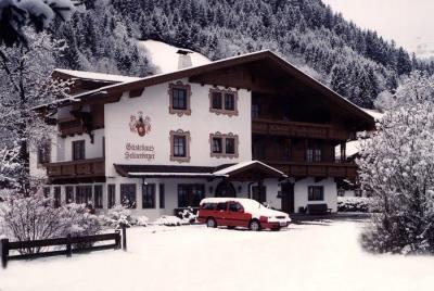 PENSION SCHNEEBERGER - ZIMA 2019 - Zillertal