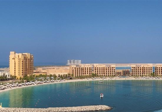 Hotel Doubletree by Hilton Resort&Spa Marjan Island - Spojené arabské emiráty