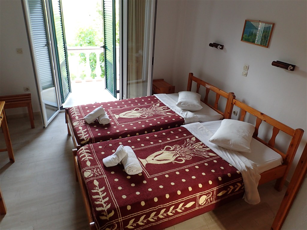 Apartmány Leonidas - Agios Georgios - Pagi