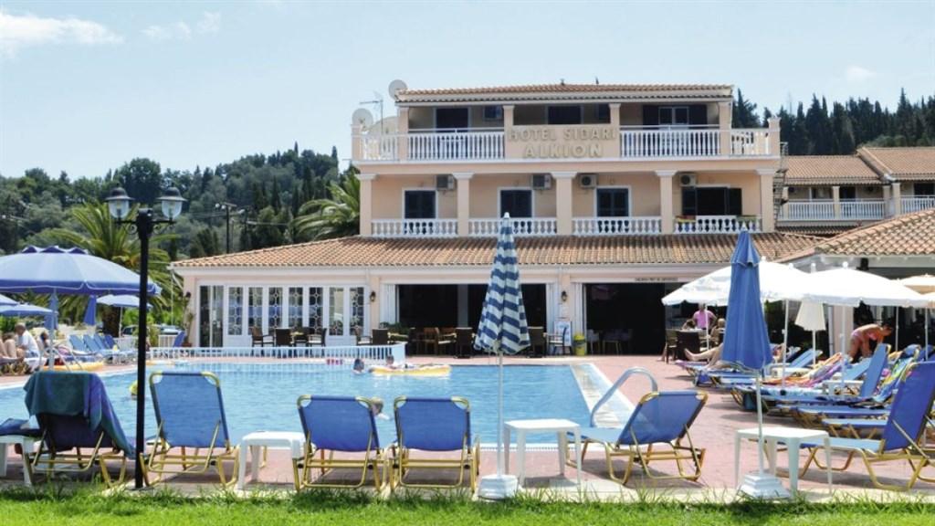 Hotel Alkion Sidari - Sidari