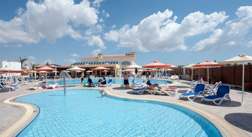 Hotel Aktea Beach Village - Kypr