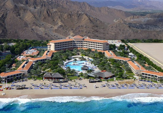Hotel Fujairah Rotana Resort&Spa - Spojené arabské emiráty