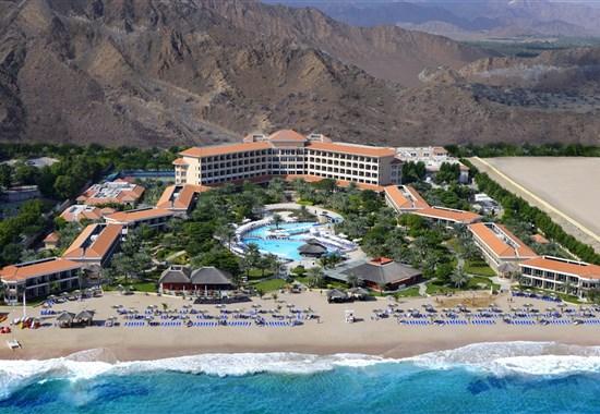 Hotel Fujairah Rotana Resort&Spa - Fudžajra