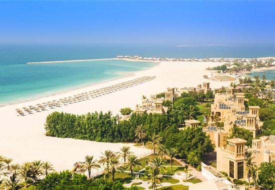 Hotel Hilton Al Hamra Beach & Golf Resort - Spojené arabské emiráty