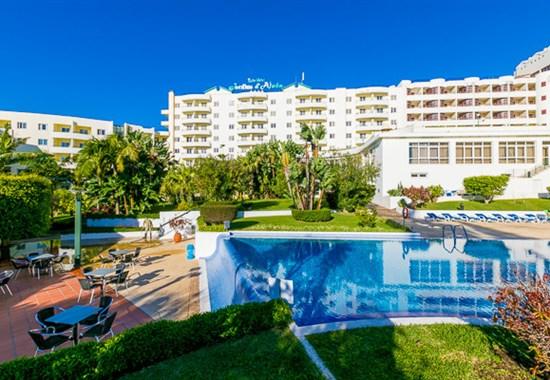 Hotel Jardins d´Ajuda - Portugalsko