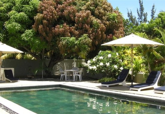 Apartmány Beau Manguier - Mauritius