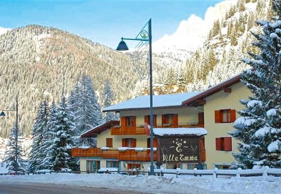 Hotel Villa Emma - Itálie