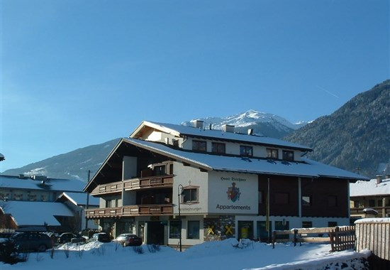Apartmány Tischner - Rakousko