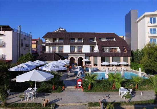 Hotel Oaz - Albánie
