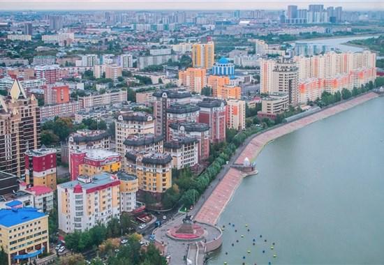 AKTIVNĚ: KYRGYSTÁN - KAZACHASTÁN - Kazachstán