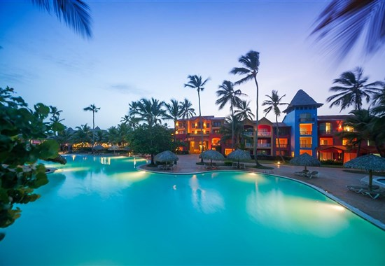 Hotel Caribe Club Princess - Dominikánská republika