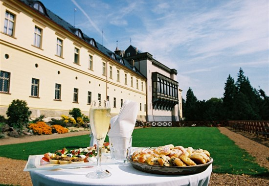 Chateau hotel Zbiroh - Česká republika