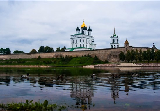 Petrohrad a okolí - Rusko