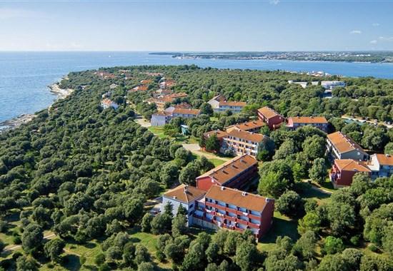 Lanterna Sunny Resort - Chorvatsko