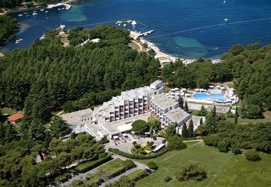 Rubin Sunny hotel - Chorvatsko