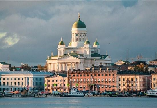 Helsinky a Tallin - Finsko