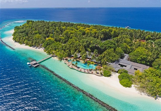 Royal Island resort and Spa - Maledivy