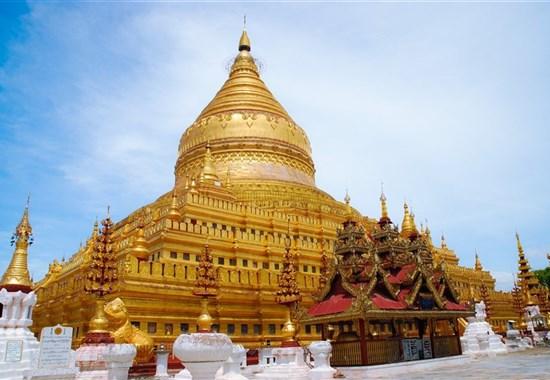 BARMA - zemí chrámů a pagod - Barma
