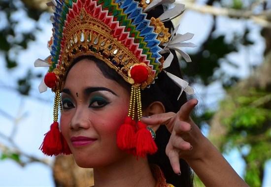 INDONÉSKÉ OSTROVY Jáva a Bali + Singapur - Indonésie
