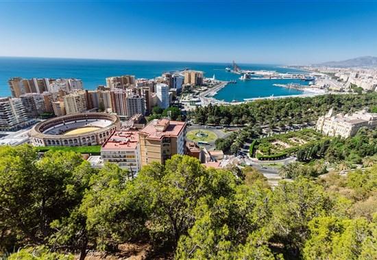 Malaga víkend *** - Španělsko