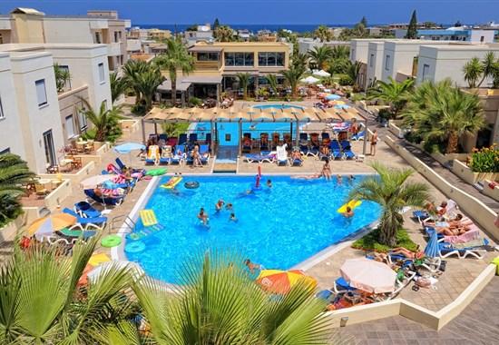 Apartmánový hotel Meropi - Kréta