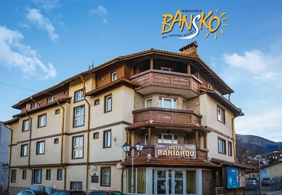 Hotel Bariakov - Bulharsko
