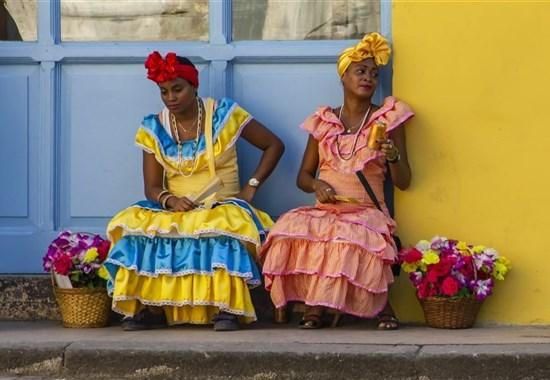 MEXIKO a KUBA - Kuba