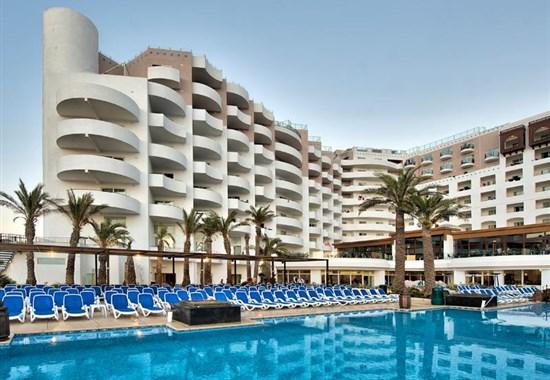 Hotel Db San Antonio and Spa - Qawra