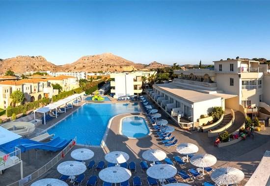 Hotel Delfinia - Rhodos