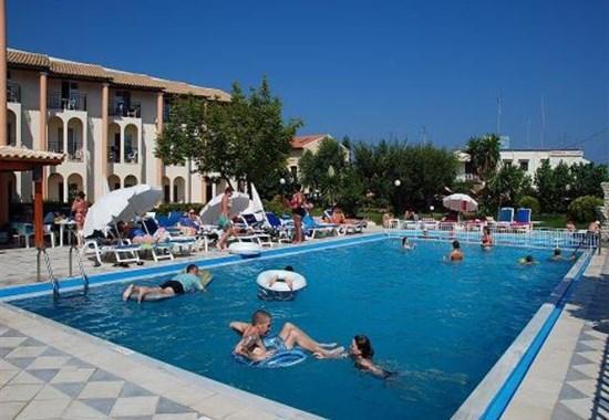 Hotel Silver Beach - Korfu