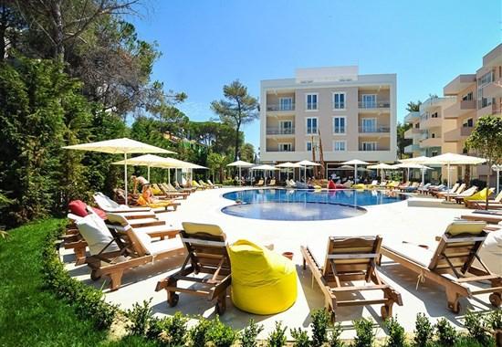 Hotel Sandy Beach - Albánie