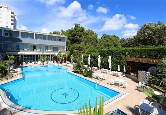 Hotel Dyrrah - Albánie