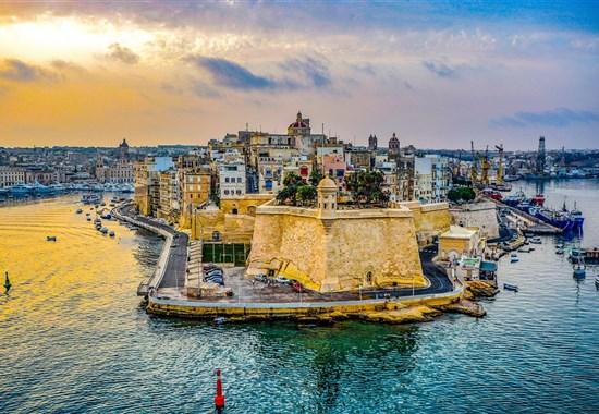 OSTROVY MALTA A GOZO - Malta