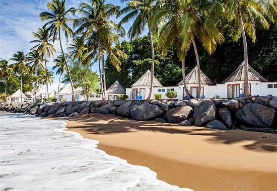 Hotel Langley resort Fort Royal - Guadeloupe