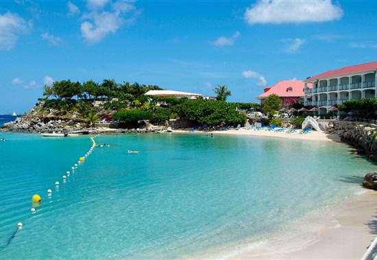 Hotel Grand Case Beach Club - Svatý Martin