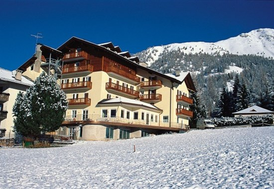Hotel Bellamonte - Itálie