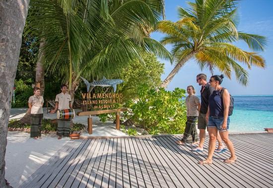 Hotel Vilamendhoo Island Resort - Maledivy