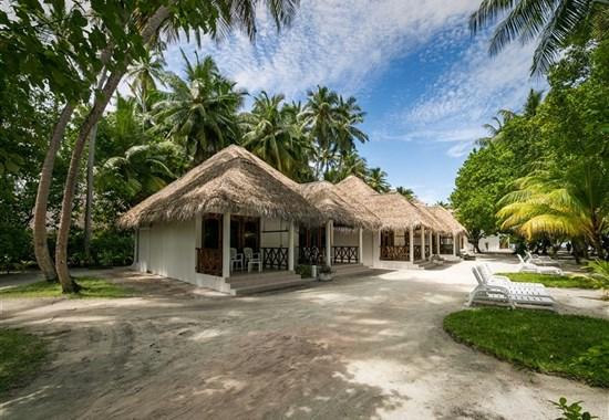 Hotel Fihalhoni Island Resort - Maledivy