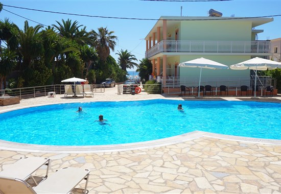 Hotel Athena - Řecko