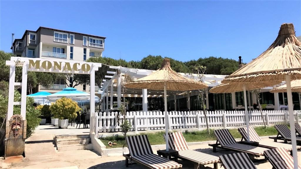 Hotel Monaco - Severní Albánie