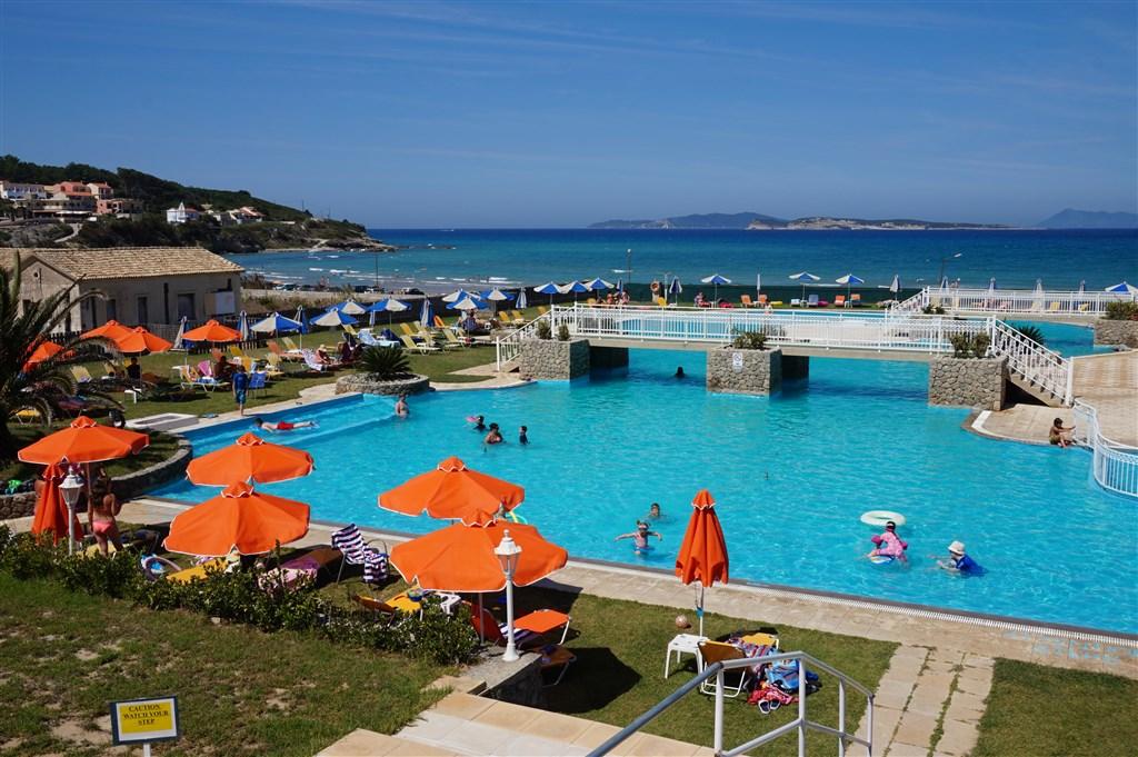 HOTEL ATHINA SAN STEFANO - Řecko