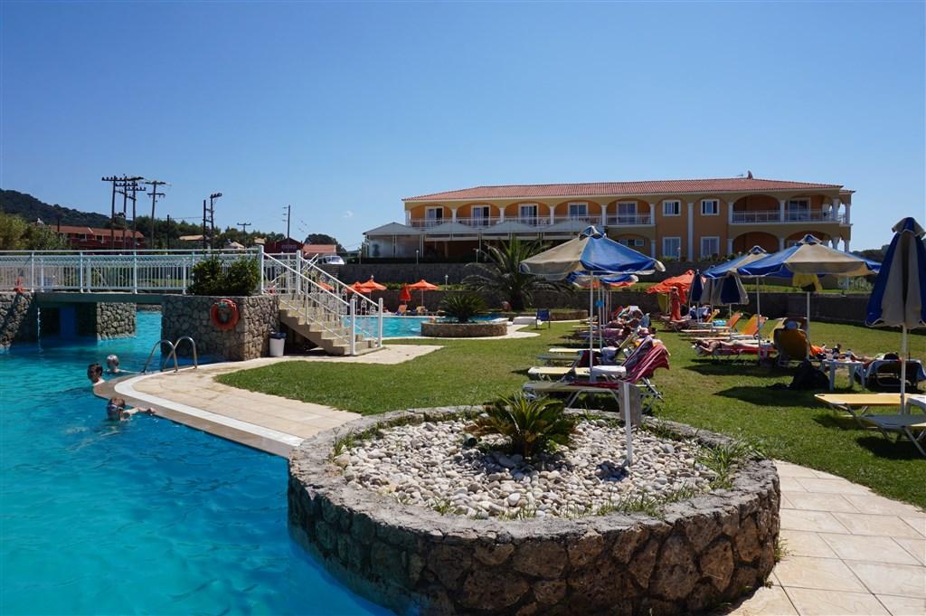 Hotel Athina San Stefano - Agios Stefanos