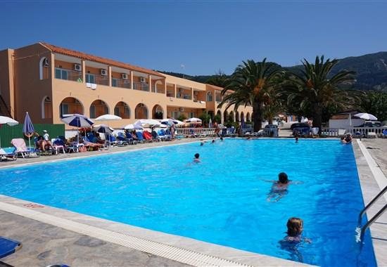 Hotel Alkyon - Korfu