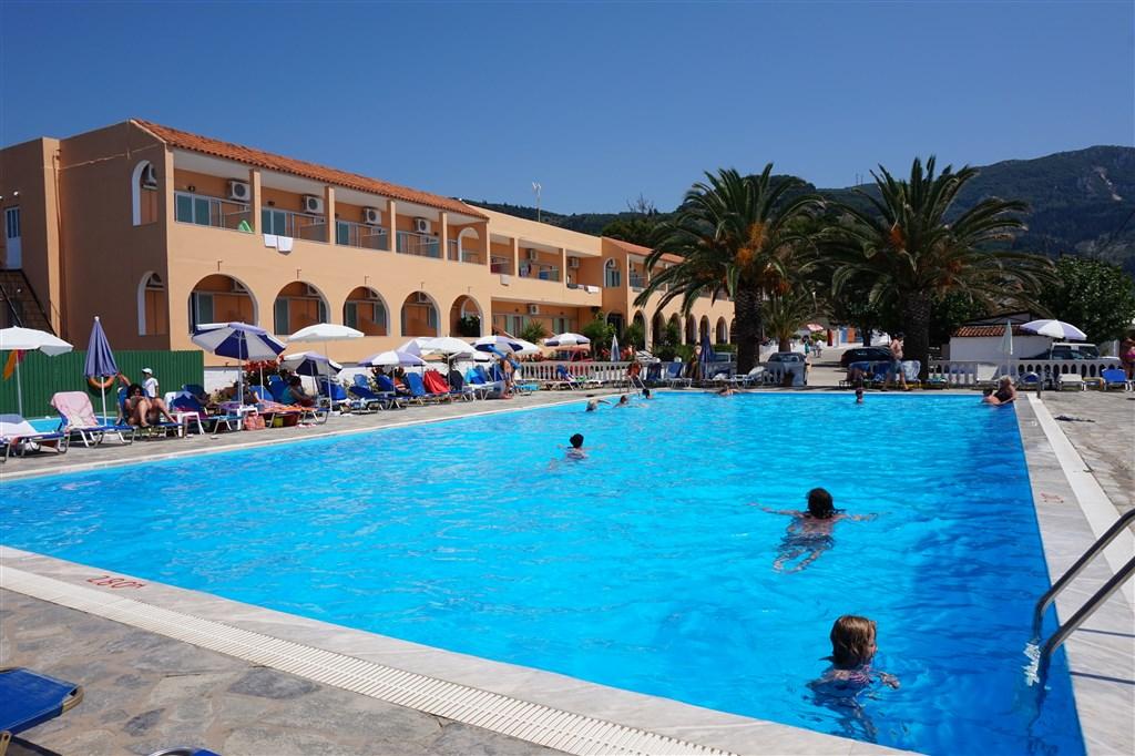 Hotel Alkyon - Řecko