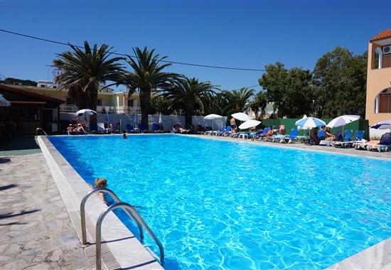 HOTEL ALKYON 55+ - Korfu