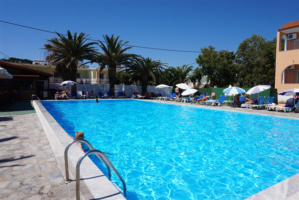 HOTEL ALKYON 55+ - Agios Georgios - Pagi