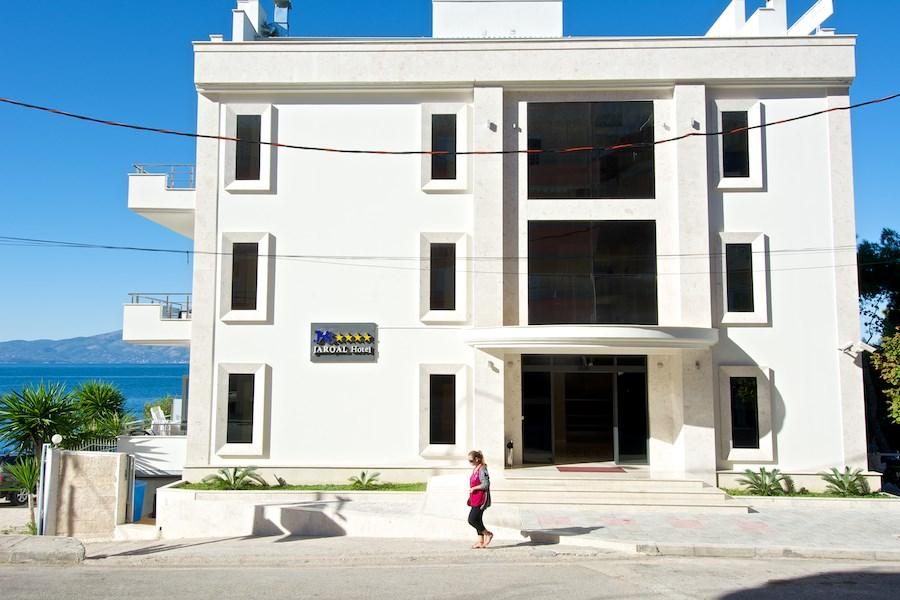 Hotel Jaroal - Saranda