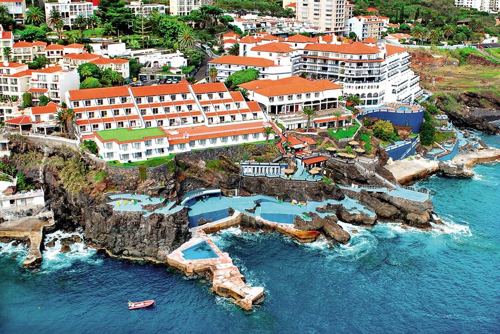 Hotel Roayl Orchid - Madeira