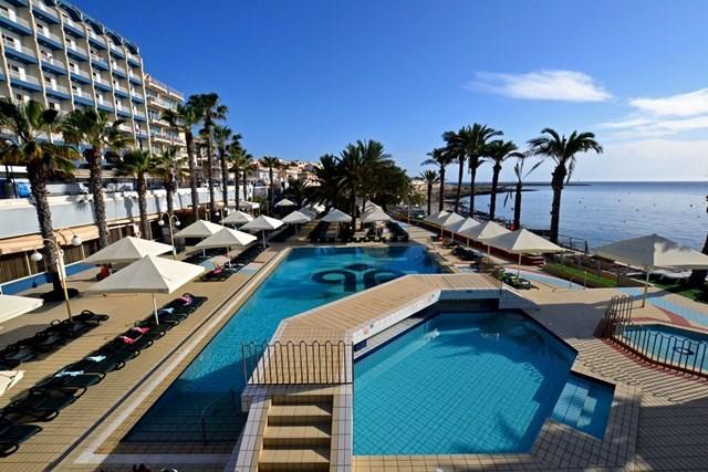 Hotel Qawra Palace - Malta