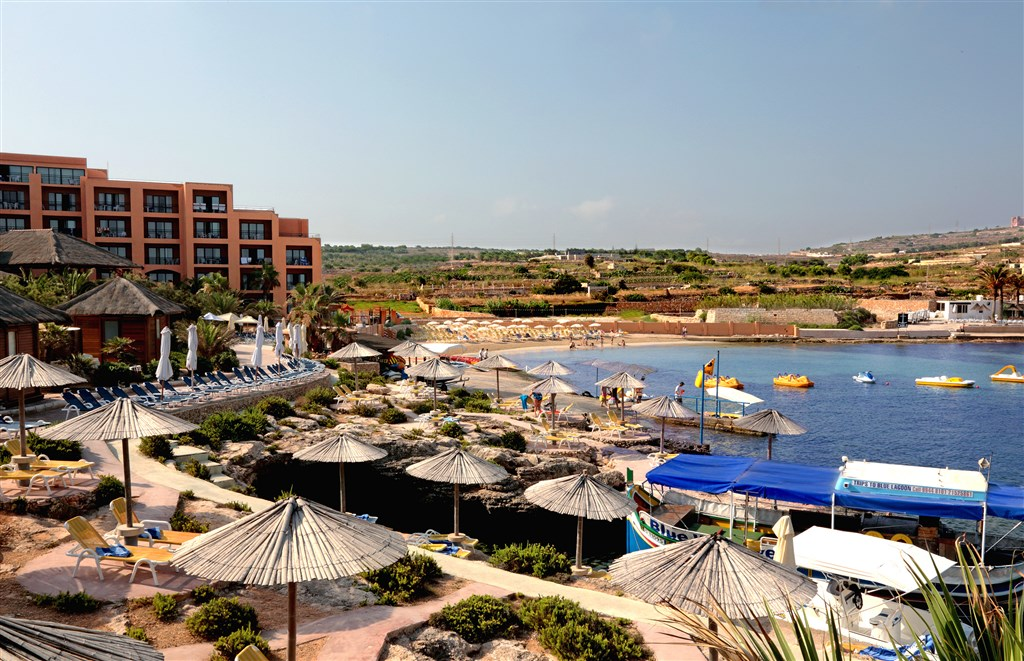 HOTEL RAMLA BAY RESORT - Malta - Marfa Bay